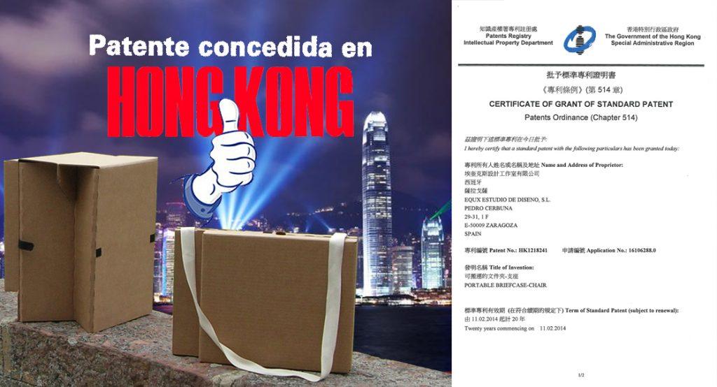 Patente en Hong Kong