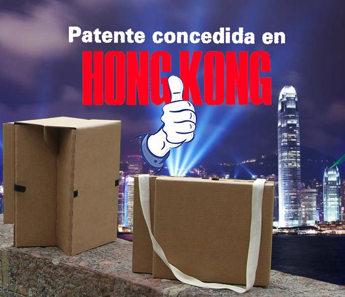 Título de la Patente en Hong Kong